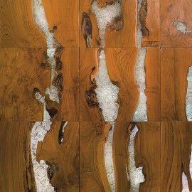 Revêtement mural - Wood & Ice