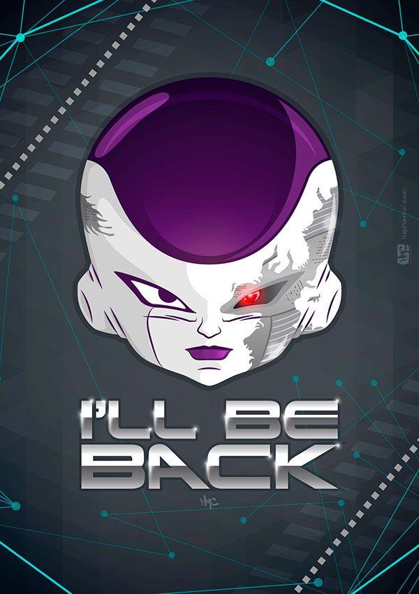 Ilustração feita para uma marca de roupa chamada Usogeek aonde vende camisas ligadas a filmes, quadrinhos e jogos. O conceito da ilustração é a junção do novo filme do dragon ball e do exterminador do futuro, onde o Freeza representa um exterminador que volta mais uma vez!