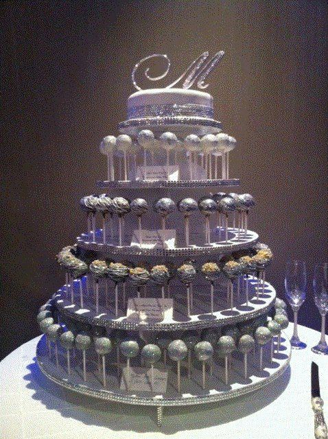 Best 25 Wedding Cake Pops Ideas On Pinterest For Pop Favours And Favors