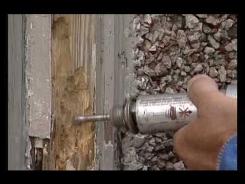 17 best Door Frame Repairs images on Pinterest | Door frame repair ...