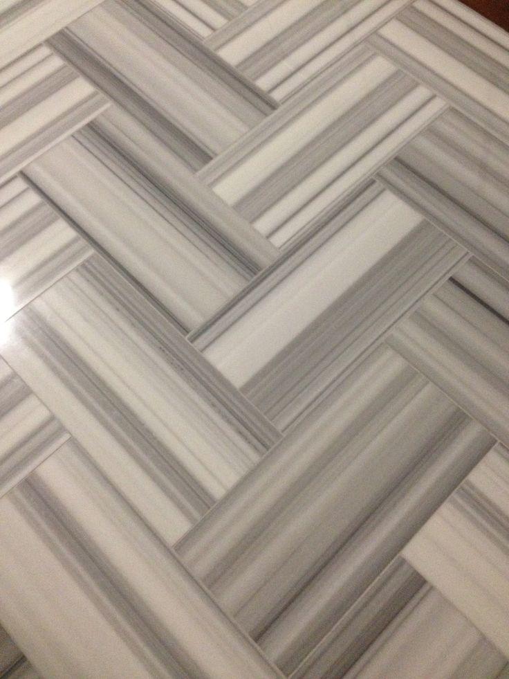 Herringbone Tile Pattern Slate Floor Pattern Kitchen Tiles