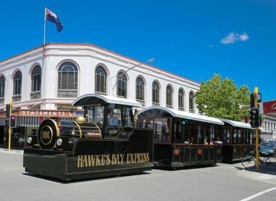 Hawkes Bay Express Napier New Zealand