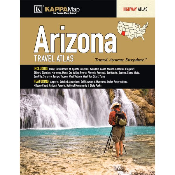 Arizona Travel Atlas