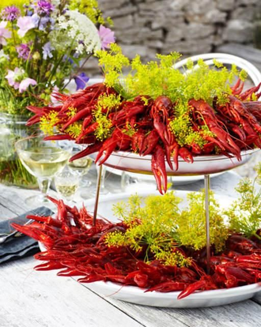 6 Recipes for a Swedish Crayfish Party | Sweet Paul Magazine