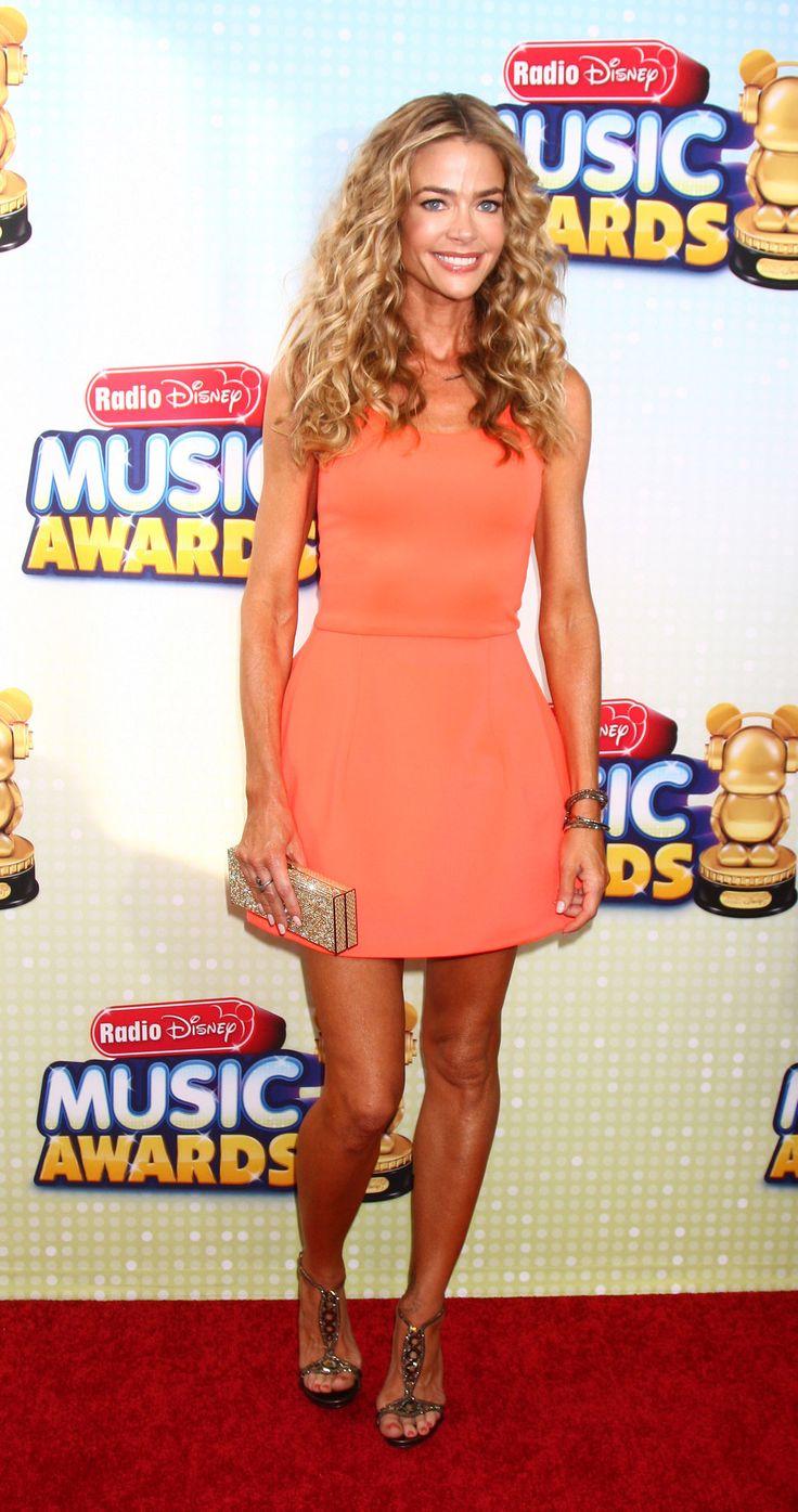 Denise Richards from Twisted at the Radio Disney Awards 2013