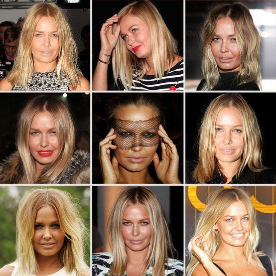 Lara Bingle Hair LOVE