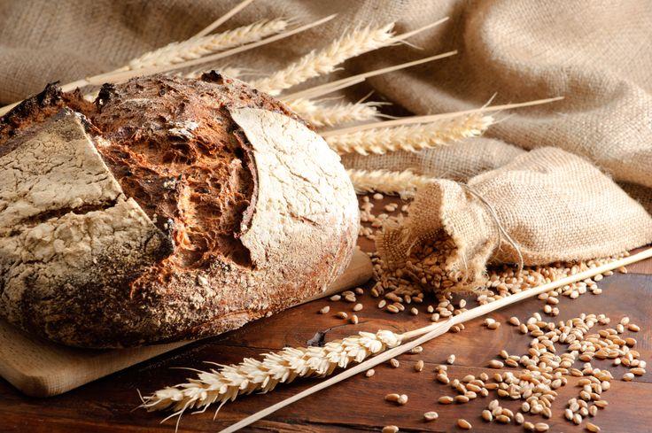 Pan de avena