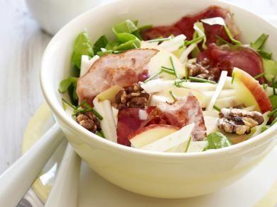 Recept: Waldorfsalade