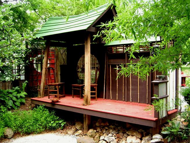 22 best images about garden tea house wabi sabi on pinterest for Japanese house garden