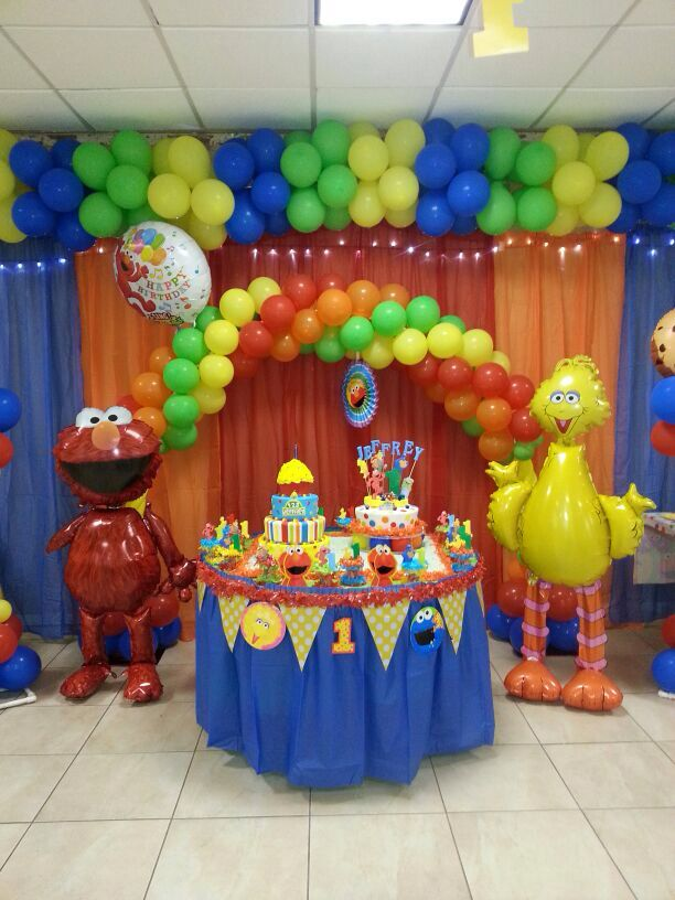 Best images about sesame street party on pinterest