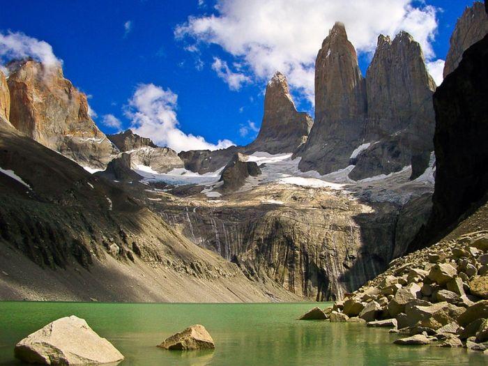 Parque Nacional Torres del Paine - Chile #bitaccora