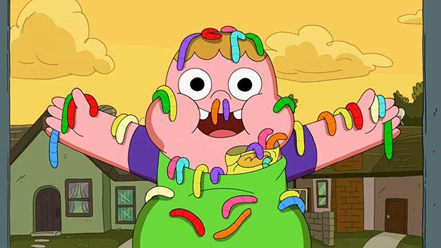 Gummy mummy!
