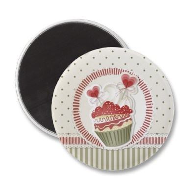 valentine cupcake card holder