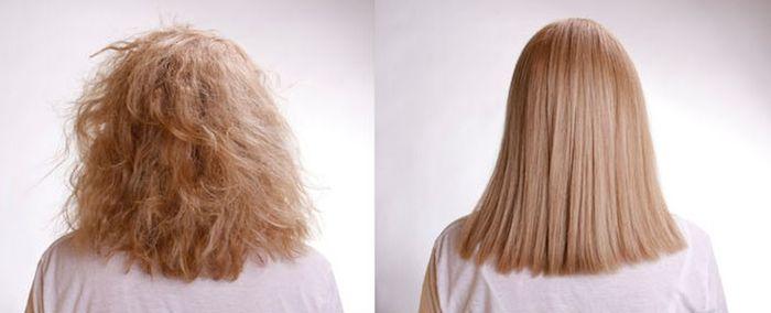 Haarpflege hausmittel spliss