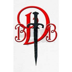 BDB...Black Dagger Brotherhood series by JR Ward... Very fun, but very adult too.. :)