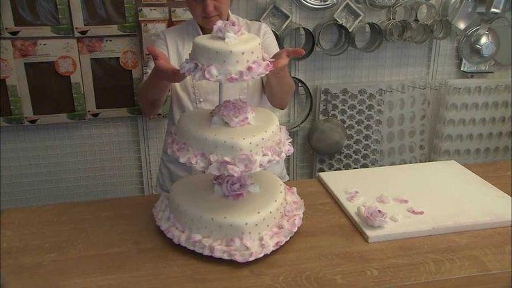 Ambrozia aneb jak se dělá svatební dort