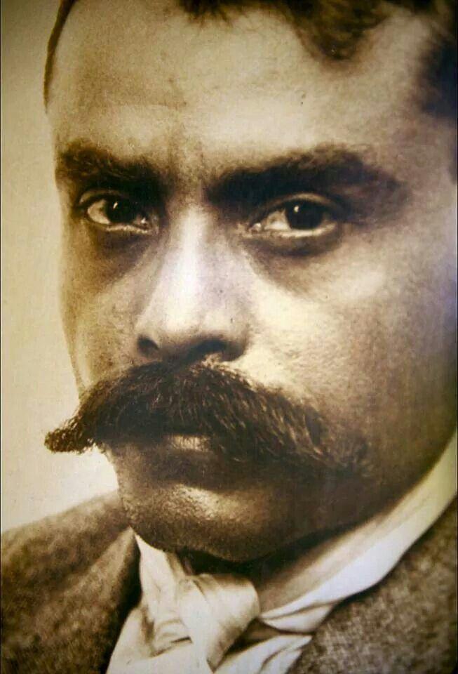 - Emiliano Zapata , Mexico