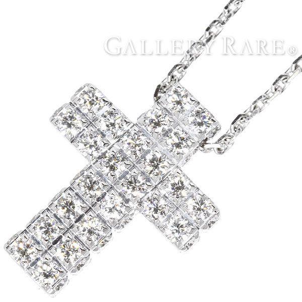 ピアジェ ネックレス ライムライト クロス ダイヤネックレス ダイヤモンド K18WGホワイトゴールド PIAGET ジュエリー ペンダント ダイアモンド