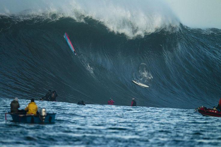 Photo of the Day: Mavericks, California. Photo: Ellis