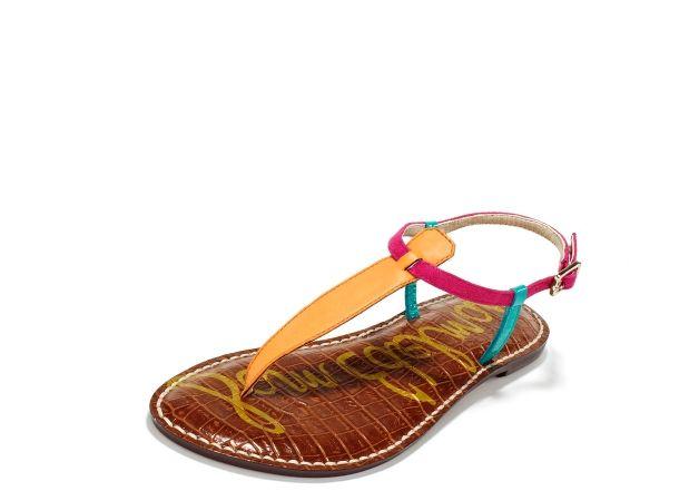 summer obsession: Sam Edelman, Gigi Sam, Design Shoes, Gigi Sandals, Summer Outfits, Samedelman Colors, Edelman Gigi, Edelman Sandals, Edelman Design