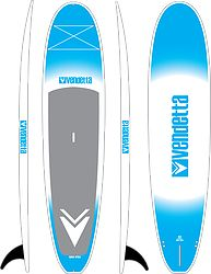 11.6 Monte Cristo Blue  SUP Standup Paddle Board Surf