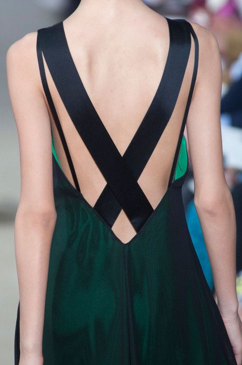Bouchra Jarrar Haute Couture, F/W 2012Jarrar Haute, Bouchra Jarrar, Fashion Style, Jarrar Fall, Fall 2012, Green Dress, Hautecouture, Criss Cross, Haute Couture