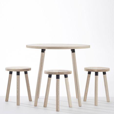 Partridge tables by DesignByThem