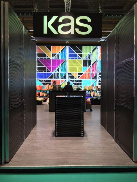 Kas exhibiting at Heimtextil 2016 #loveKas