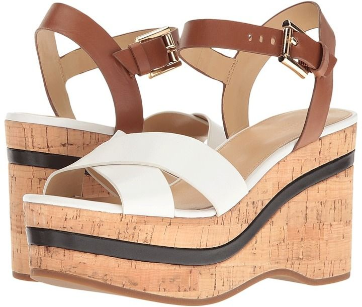 Michael kors chandler laukku : Best images about wedges walking on clouds