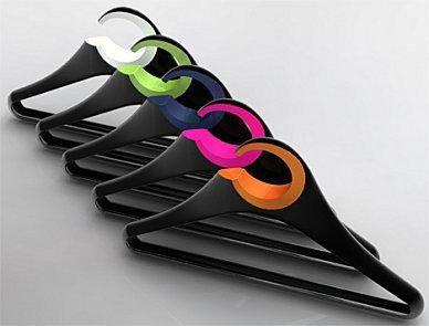Un cintre design pour agrémenté vos penderies