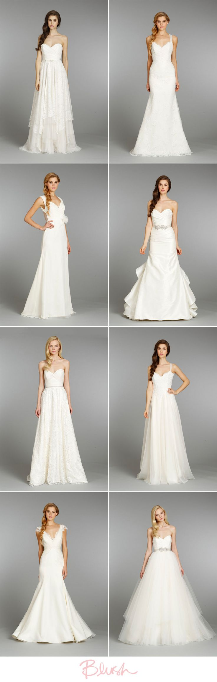 Jim Hjelm Blush Fall 2013 Collection i want the 1st, 5th, or 6th. So pretty!