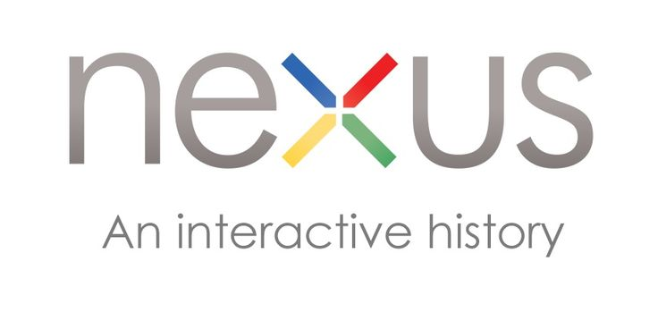 Stock Android all the way - Nexus. An interactive history
