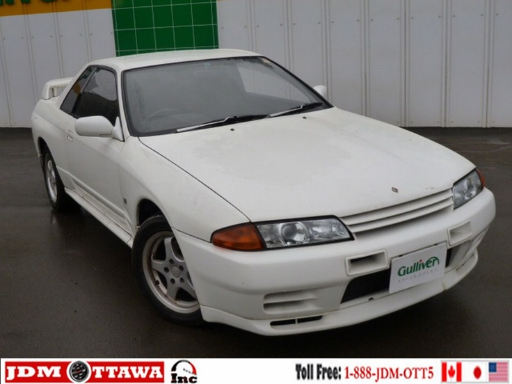 JDM Nissan Skyline R32 GTR BCNR32 | JDM Ottawa Inc, Used JDM RHD Cars Imported from Japanese Auctions & Dealers for sale.
