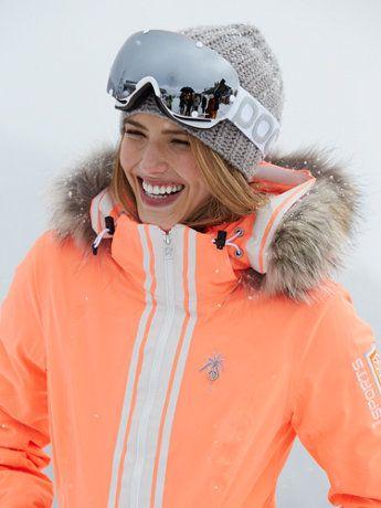 herringbone cashmere knit hat - hats - ski wear - Gorsuch