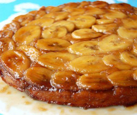 Банановый торт - Рецепты Бананового торта - Как правильно готовить