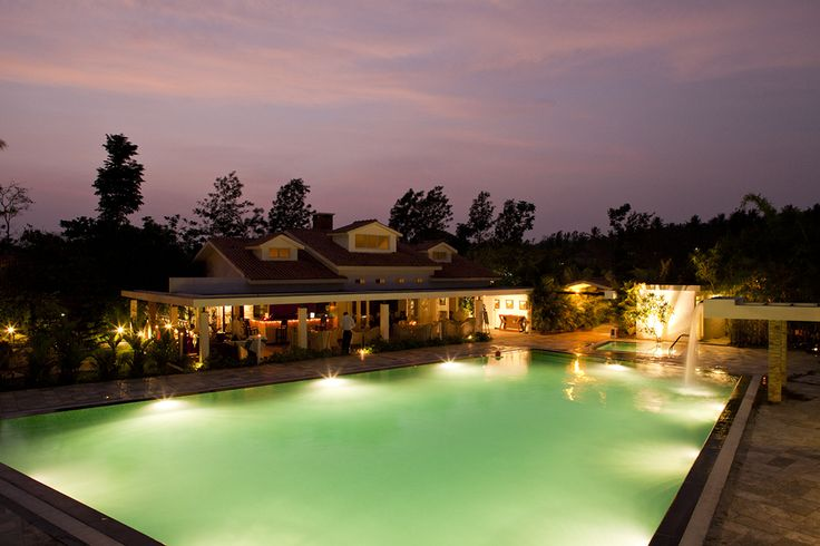 One of the best luxury resorts in Coorg. For more information, please visit http://www.amanvanaspa.com/