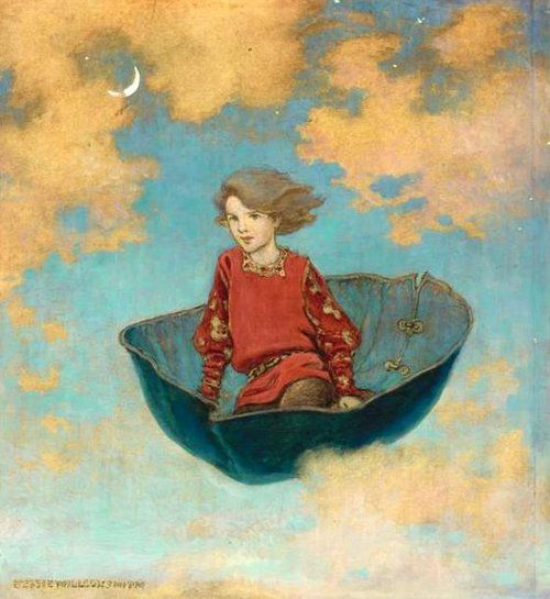 The Little Lame Prince, Jessie Willcox Smith -- Dad read this book to my brother and me when we were wee.