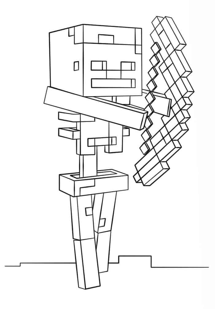 Minecraft Bow Coloring Pages Minecraft Coloring Pages Coloring Pages Lego Coloring Pages