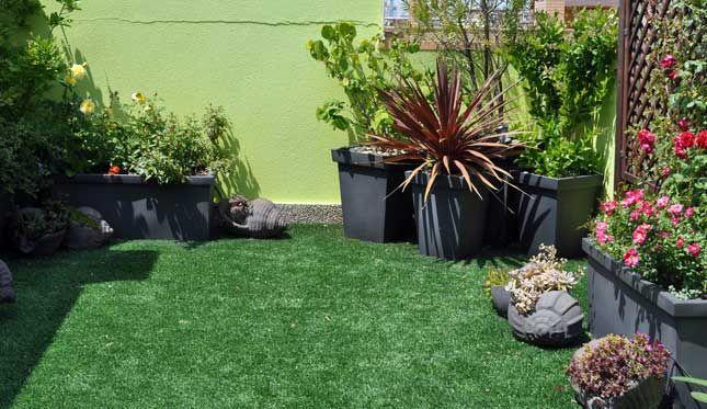 Pque as terrazas con plantas artificiales cerca amb - Plantas para terrazas con mucho sol ...