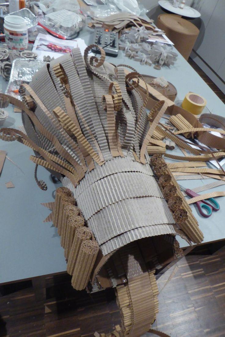 1000 ideas about wellpappe on pinterest aufbewahrungsbox mit deckel pappe karton m bel and. Black Bedroom Furniture Sets. Home Design Ideas
