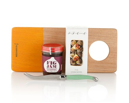 Our brand new 'Cheese Lovers Kit'! A perfect gift in the cooler months.