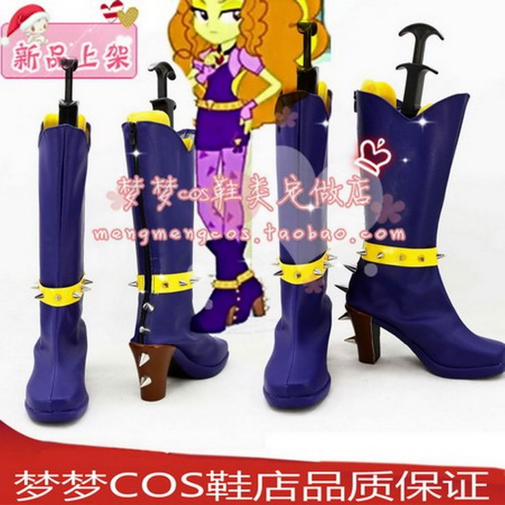 Ucuz My Little Pony Equestria Kızlar Gökkuşağı Kayalar Adagio Dazzle Aria Blaze Sonat Dusk cosplay cosplay Ayakkabı Çizme Ismarlama, Satın Kalite ayakkabı doğrudan Çin Tedarikçilerden: Not:Işlem süresi 8-15Gün. Değil 7 gün. Istiyorsanız almak en kısa zamanda, satın almadan önce öğe, pls bize mesaj.
