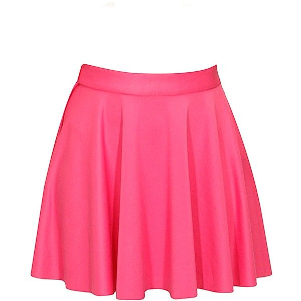 Pink skater skirt available only at Pernia's Pop-Up Shop. ($310) ❤ liked on Polyvore featuring skirts, pink knee length skirt, flared skirt, pink skater skirt, skater skirt and circle skirts