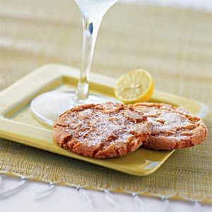 I love ginger snaps!: Food Recipes, Healthy Cookies, Gingersnap Recipes, Healthy Gingersnap, Frozen Desserts, Gingersnap Cookies, Cooking Lights, Keys Limes, Limes Sorbet