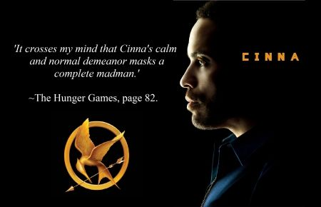 Hunger Games Quotes Wallpaper Madman the hunger