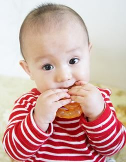 Identifying a Teething Baby - most helpful when H was going through this.