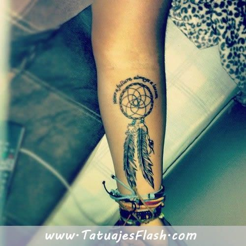 Find Pictures, Video & Information for Dream Catcher Tattoos on Tattoo  Creatives. Dream Catcher Tattoos for men & women, browse all types of Dream  Catcher