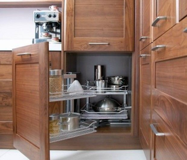 40 Best Images About Waypoint Cabinets On Pinterest: Clever Kitchen Cabinet Storage Ideas
