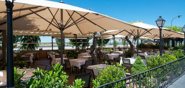 10 restaurantes con terraza para ir con niños