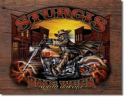 sturgis bike week - Aug 5 - 11, 2013.